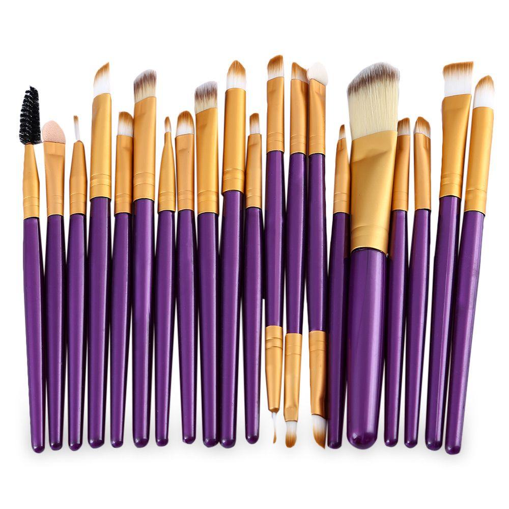 Professional Makeup Eye Brush Set Cosmetic Tool