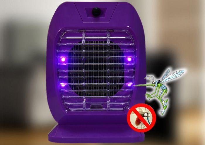 KBT-MW2B Mosquito Killer Lamp Creative Household LED Lamp Nightlight Decors