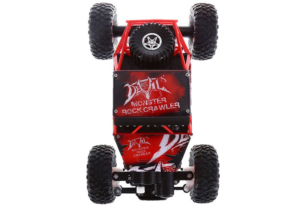 JJRC Q20 1 / 18 Scale 2.4G 4 Wheel Drive Racing Car 2.4G High Speed Model Toy