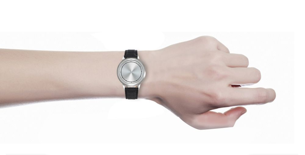 Water Resistant LED Touch Screen Watch