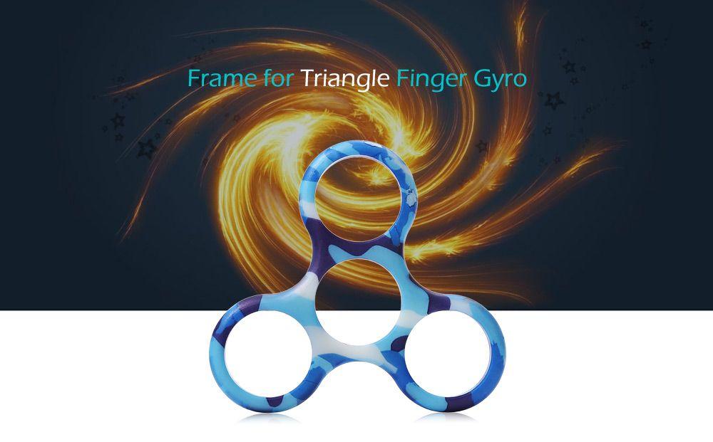 Fashion Frame for Triangle Finger Gyro