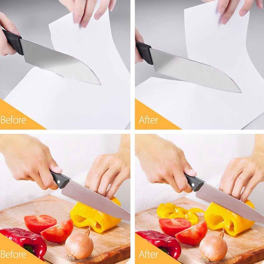 446698 Diamond Quick-acting Knife Sharpener Multifunctional Grinder