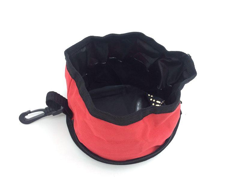 rouge s lovoyager vb15021 bol pliable nourriture et eau de voyage pour chien. Black Bedroom Furniture Sets. Home Design Ideas