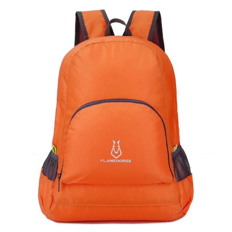 Black Foldable Traveling Bag