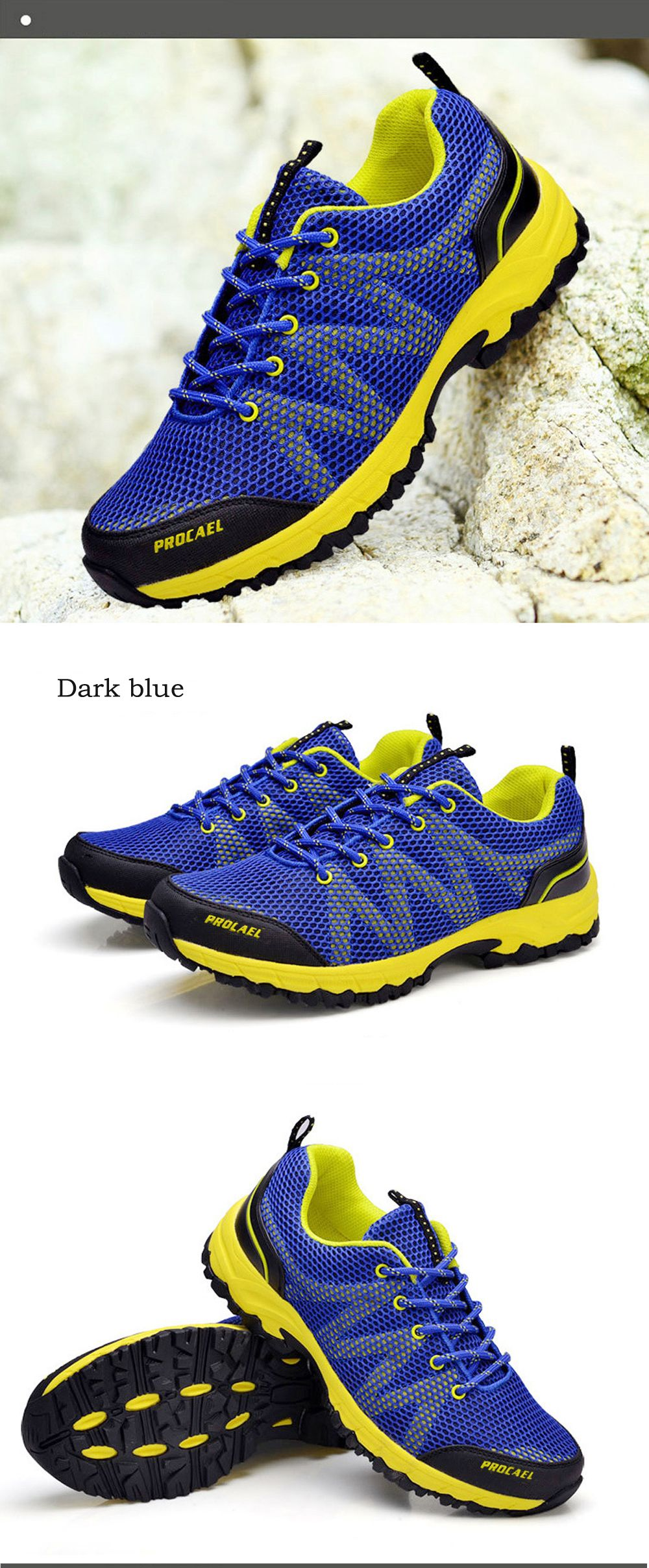 Drawstring Running Shoes No Sole