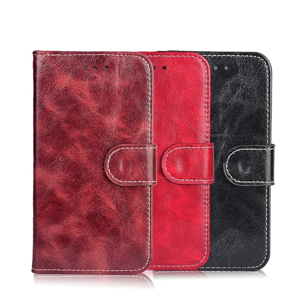 Case For Samsung Galaxy J2 Prime SM-G532F G532F G532 Leather Flip Cover  Wallet Card Hoder Stand Protective Phone Bags