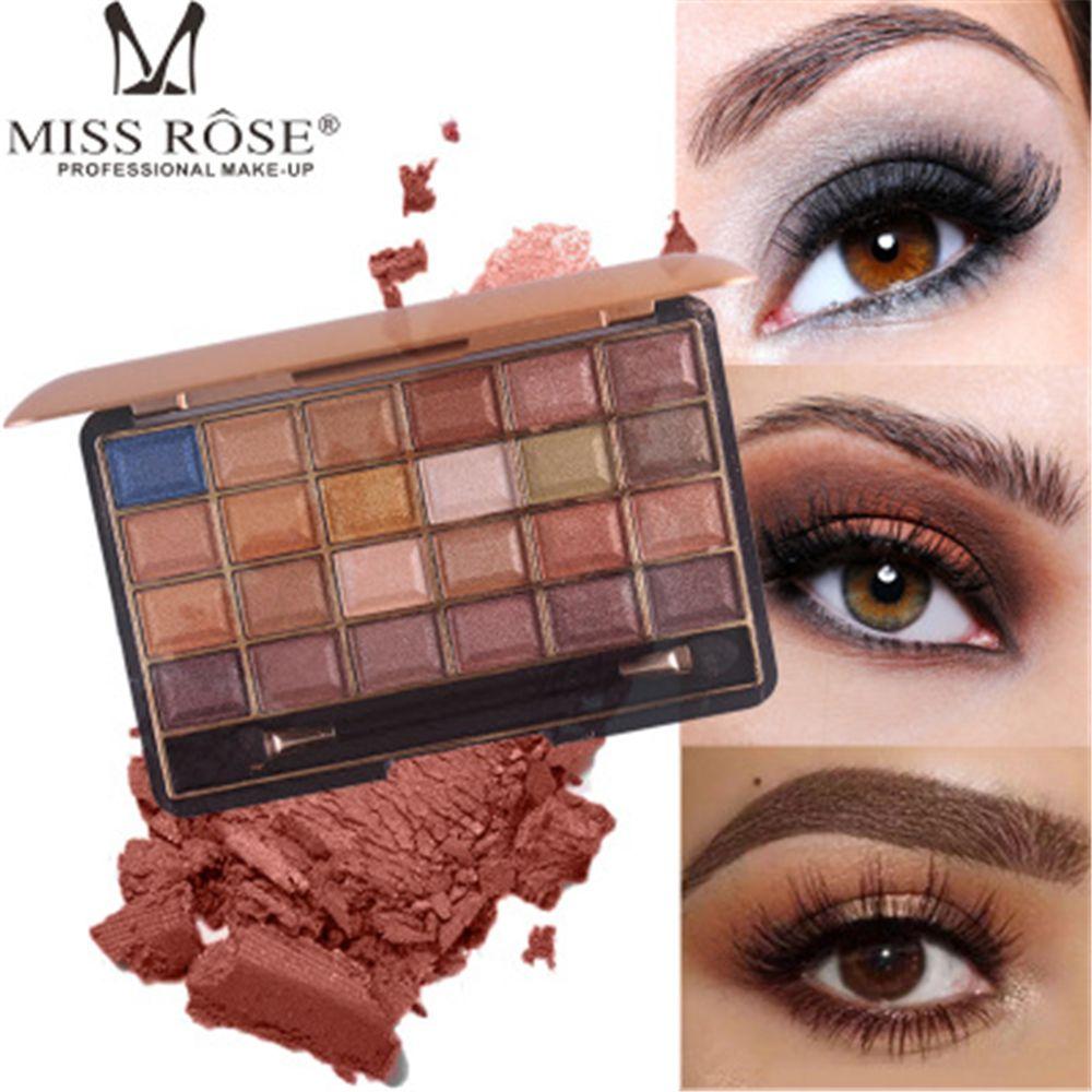 Missing eye makeup