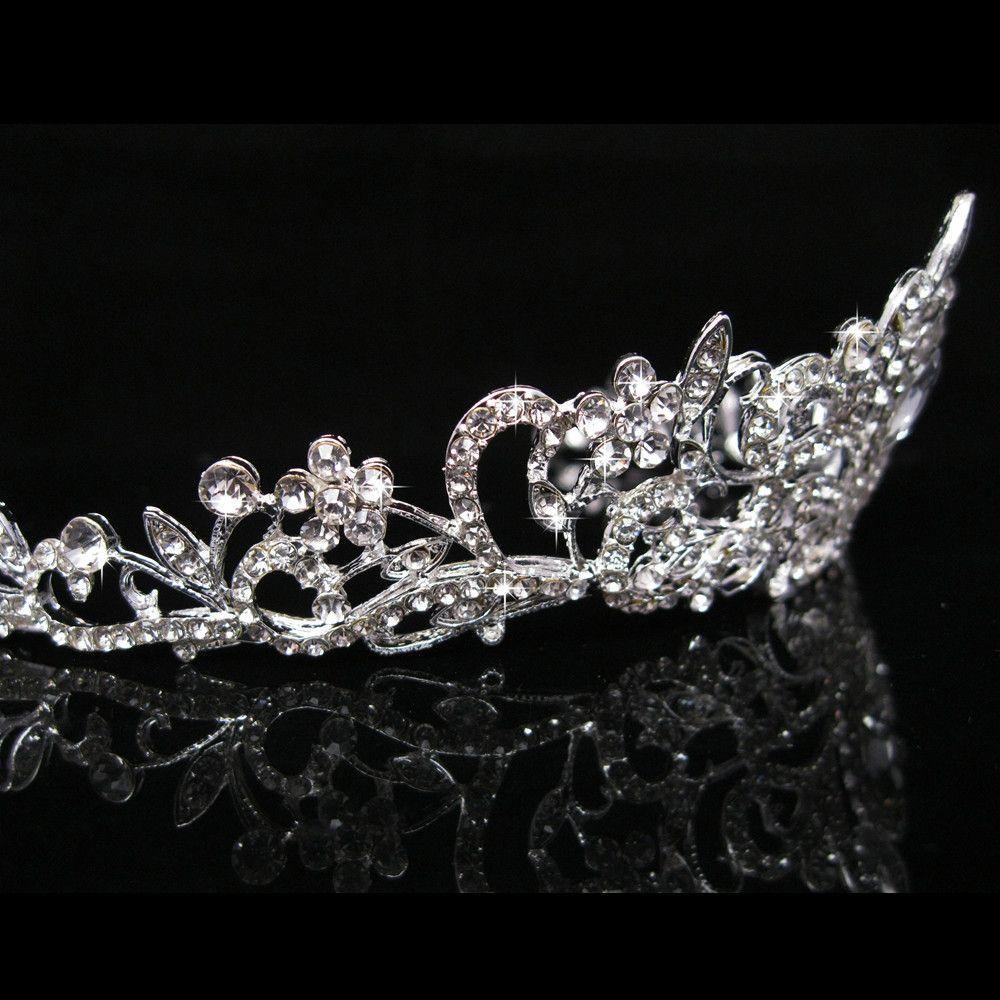 couronne la couronne de la marie la marie de bijoux couronne de ltape couronne - Couronne Princesse Adulte
