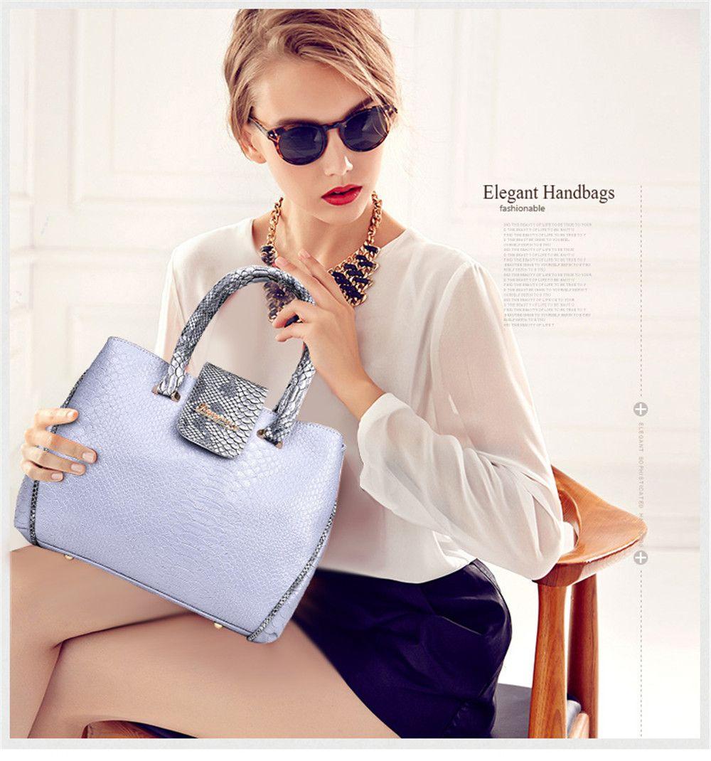 Line of fashion handbags