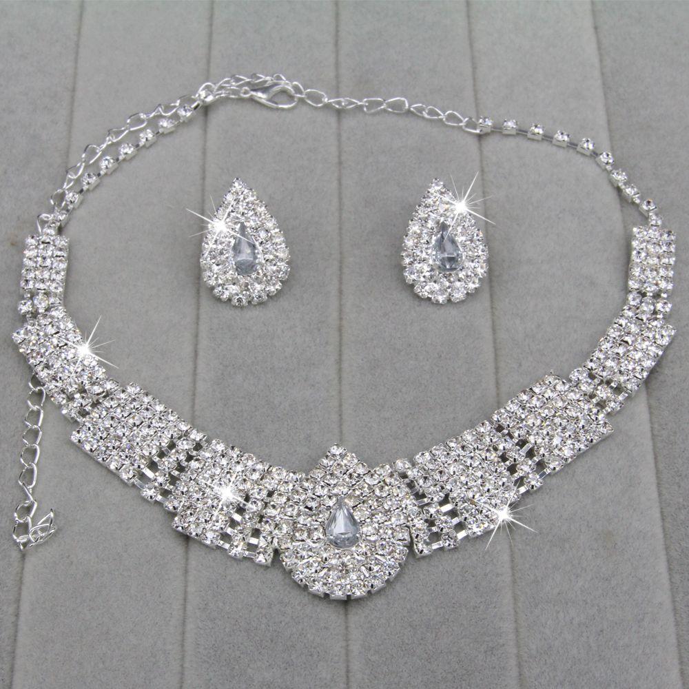 71931bfdf2825 العروس قلادة العروس من المجوهرات الأزياء والمجوهرات اكسسوارات الزفاف القلائد