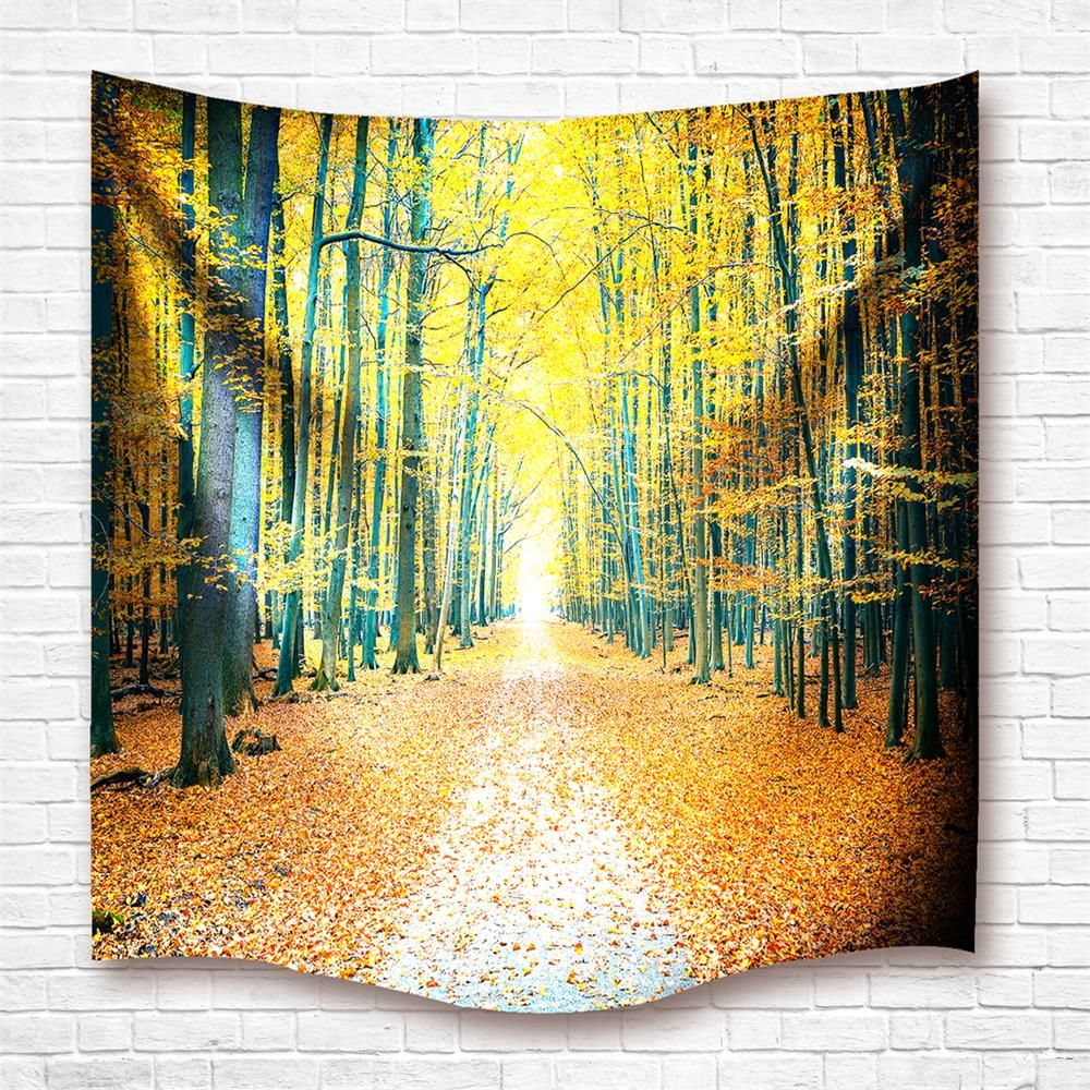 Colormix W230cmxl180cm Golden Grove 3d Digital Printing Home Wall ...