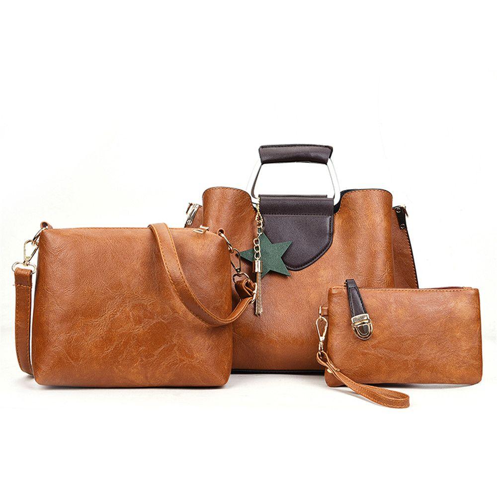 Nouveau mode sac à main Sacs à bandoulière épaule Loisirs simple sac sac à main All-Match,R