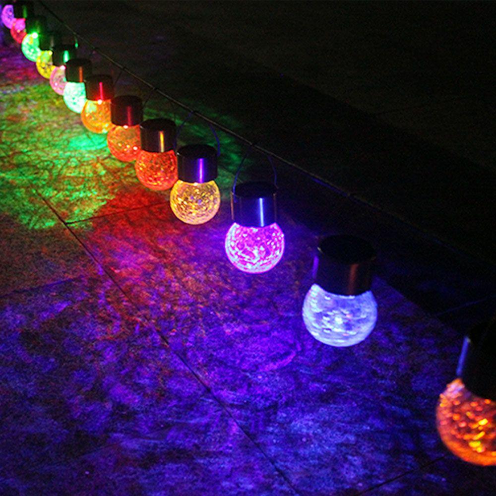 decorative solar lighting. 4PCS Solar Lamp Garden Decorative Lights Thailand LED Cane String Holiday Lighting