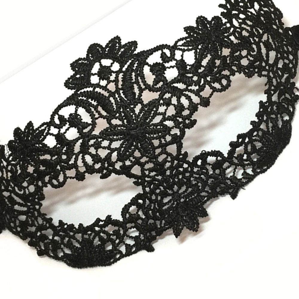 2019 Masquerade Lace Pattern Sexy Masks Rosegal