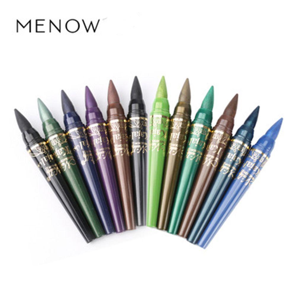 Как сделать макияж глаз цветными карандашами - m 21