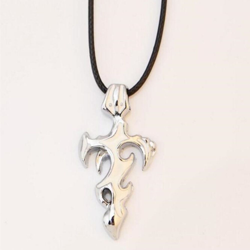 4957e1c18 Stainless Steel Necklace Flame Pendant Pendant Sweater Chain Jewelry  Titanium Heart