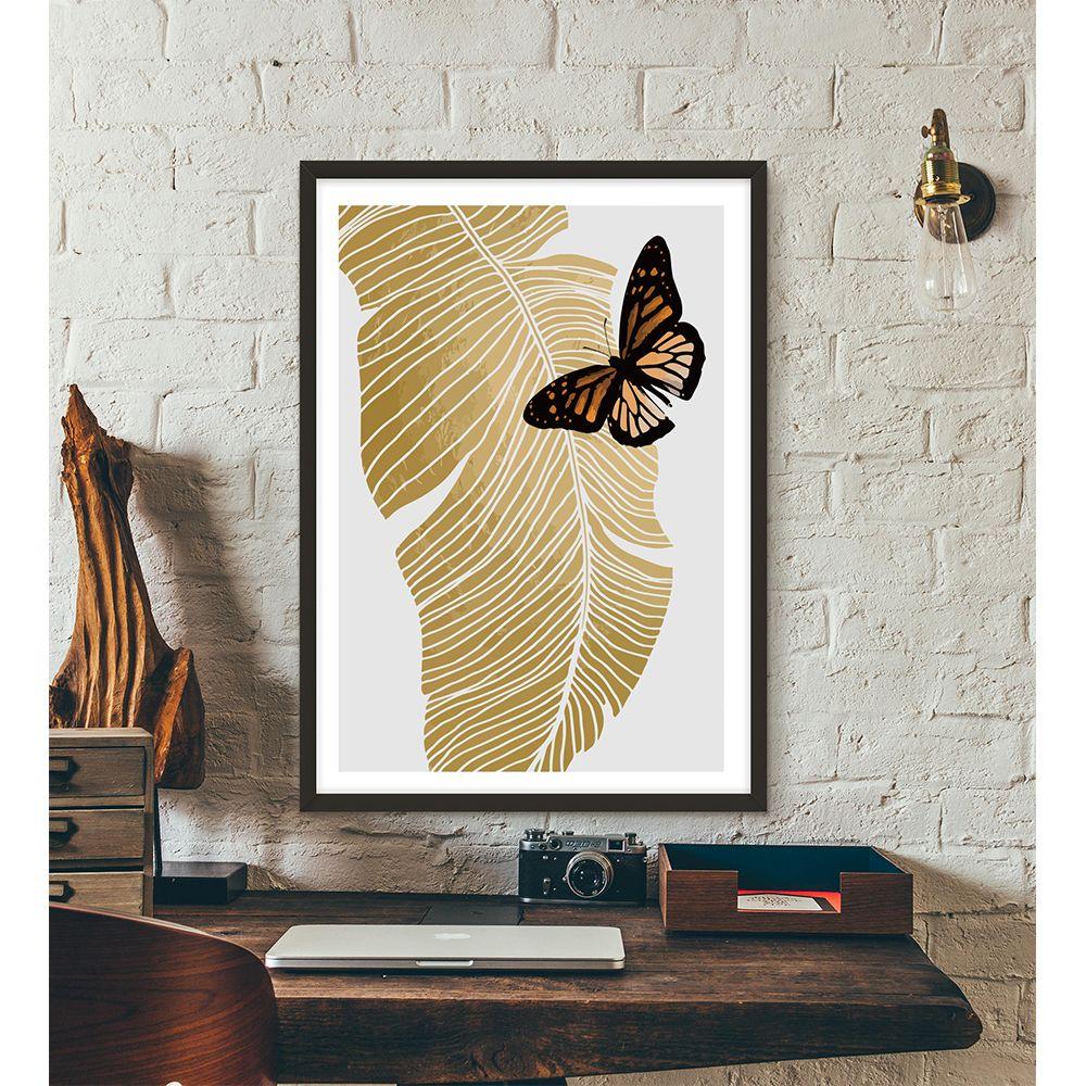 Caramel 12 X 16 Inch (30cm X 40cm) Canvas Inkjet Abstract Cute ...