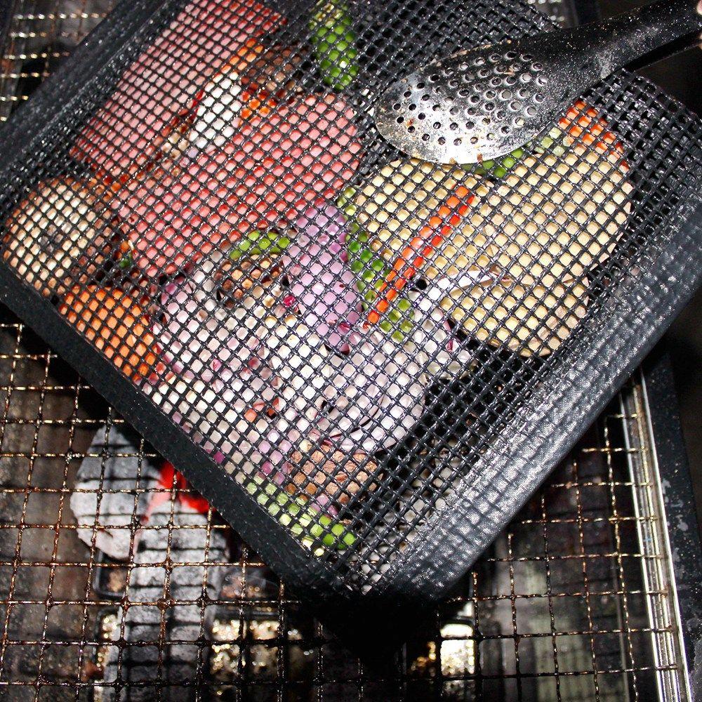 Image result for NON-STICK MESH GRILL BAG