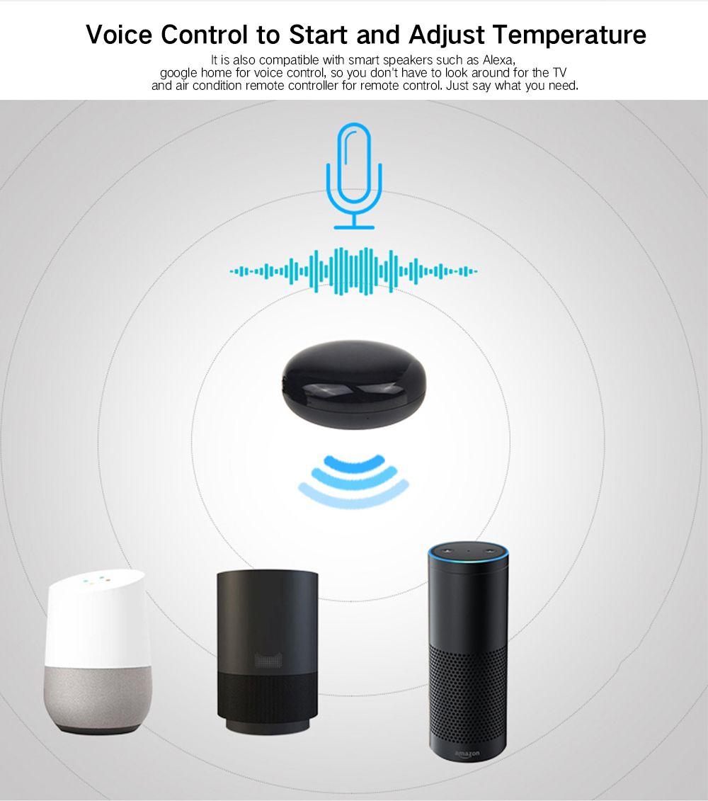 FK - UFO - R1 Remote Control TV Set-top Box Air Conditioner Smart Controller