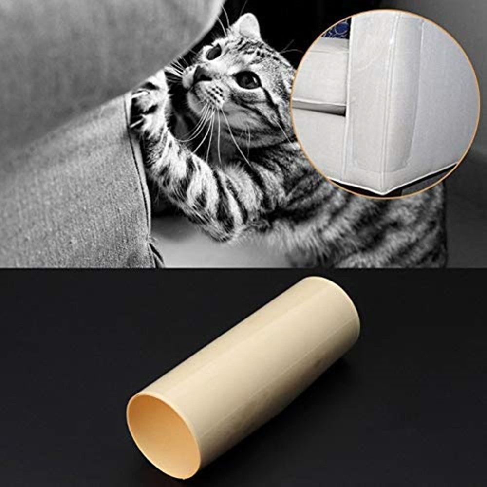 39 Off 2019 Cat Scratching Guard Self Adhesive Scratch Sofa