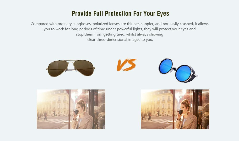 618237dc3 Cool Round Design Sunglasses with PC Lens and Comfortable High-nickel Alloy  Frame