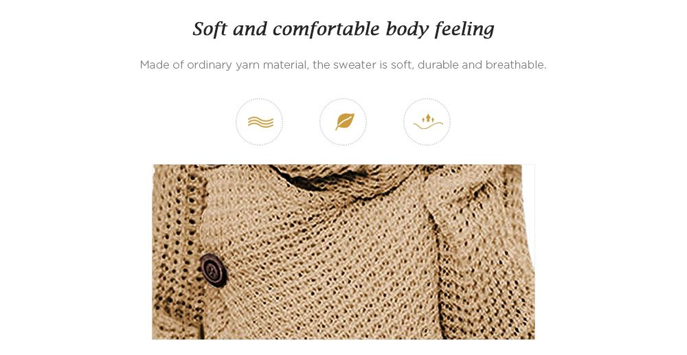 2019 Five Buckle High Collar Pullover Solid Color Women s Sweater ... 264e34bb6